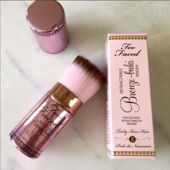 Too Faced Other - NIB Too Faced BronzeBuki Brush